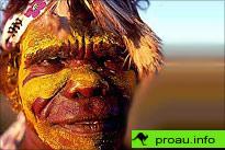 Аборигены Австралии – самая древняя из ныне живущих цивилизаций