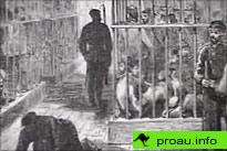 Каторга в Австралии в конце XVIII в.