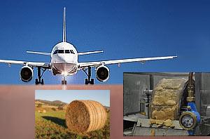 В Австралии научились заправлять самолеты «сельхозотходами»
