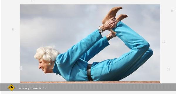Australia, йога, Bette Calman