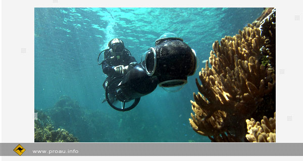 Google покажет панорамы Большого Барьерного рифа