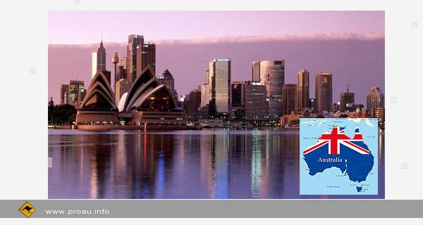 Австралия вошла в пятерку самых богатых стран мира