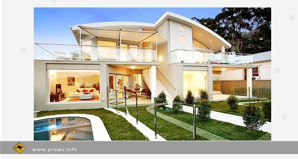 В Австралии самая большая в мире площадь жилья
