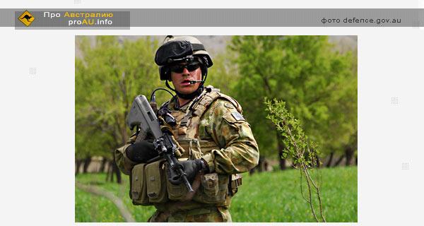 США начали развертывание войск в Австралии