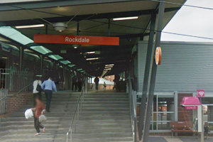 Сидней. Rockdale Station