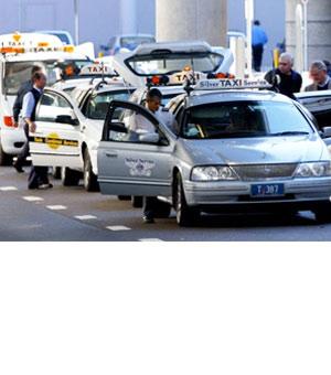 такси в аэропорту Сиднея